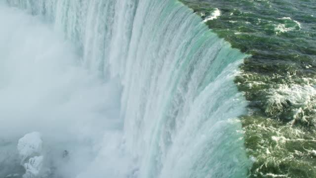 niagara falls - niagara falls city bundesstaat new york stock-videos und b-roll-filmmaterial