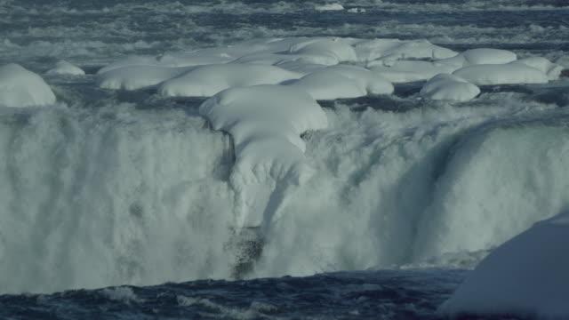 niagara falls  - niagarafälle stock-videos und b-roll-filmmaterial