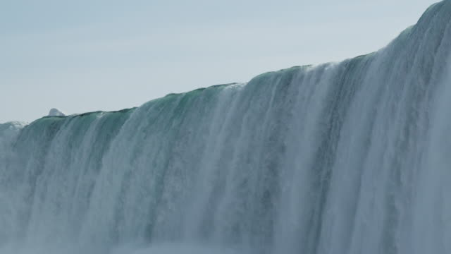 niagara falls - waterfall stock videos & royalty-free footage