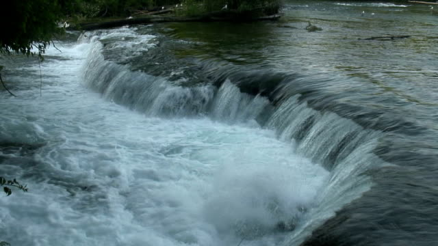 niagara river 7-2s: hd 1080/60i with sound - river niagara stock videos and b-roll footage