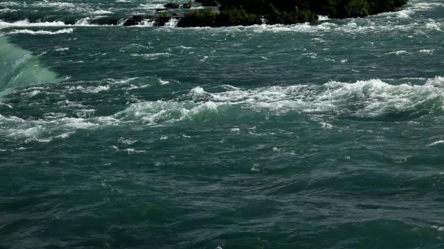 Niagara River and Horseshoe Falls