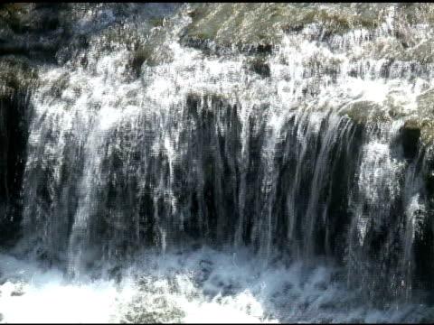 niagara upper rapids 4 - ntsc - river niagara stock videos & royalty-free footage
