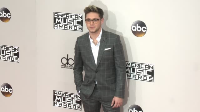 Niall Horan at 2016 American Music Awards at Microsoft Theater on November 20 2016 in Los Angeles California