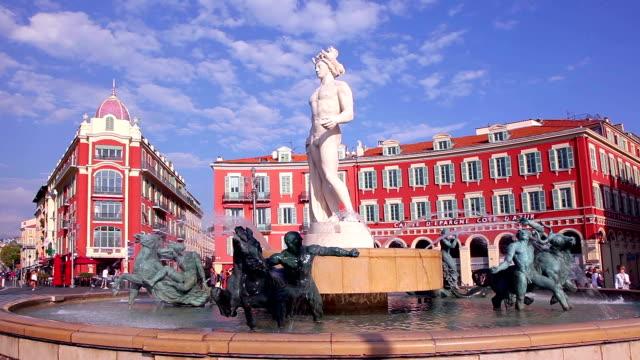 Nice - Fountain Soleil