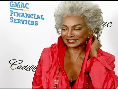nichelle nichols at the the thelonious monk institute of jazz and the recording academy® los angeles chapter partner to honor jazz icon herbie... - herbie hancock stock-videos und b-roll-filmmaterial