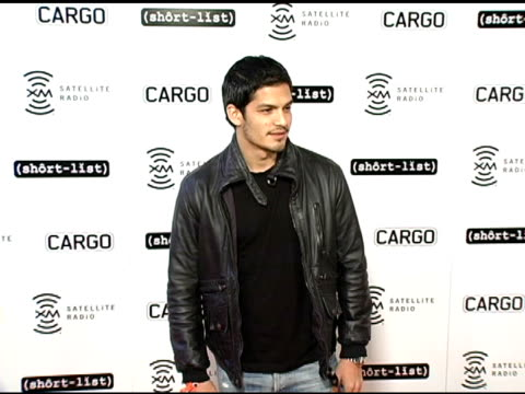 nicholas gonzalez at the short list of music awards show afte-party hosted by cargo magazine and xm at spider club in los angeles, california on... - house spider stock videos & royalty-free footage