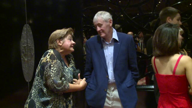 nicholas lyndhurst at the mayfair hotel on august 15, 2017 in london, england. - nicholas lyndhurst stock videos & royalty-free footage