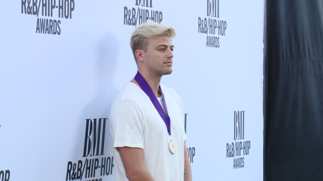 nicholas 'nic nac' balding at the 2014 bmi r&b/hip-hop awards at the pantages theatre on august 22, 2014 in hollywood, california. - balding stock videos & royalty-free footage