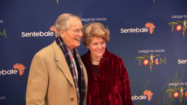 nicholas parsons at cirque du soleil totem london premiere at royal albert hall on january 16, 2019 in london, england. - nicholas parsons stock videos & royalty-free footage