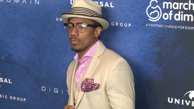 nick cannon at the beverly wilshire four seasons hotel on december 09 2016 in beverly hills california - nick cannon stock videos & royalty-free footage