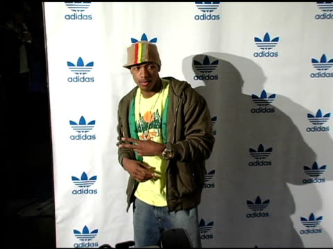 Nick Cannon at the VIP Grand Opening Celebration of the new Adidas Originals Melrose Store at the Adidas Originals Melrose in Los Angeles California...