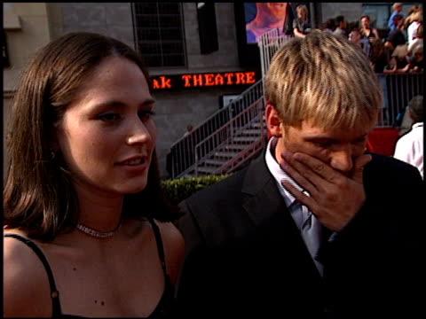 vidéos et rushes de nick carter at the espy awards at the kodak theatre in hollywood california on july 10 2002 - espy awards