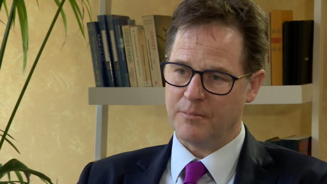 Nick Clegg Head of Global Affairs Facebook talks about images of self harm on Instagram and what they are doing about it