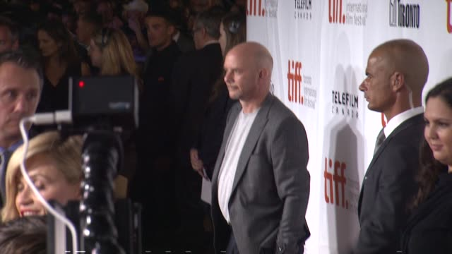 nick hornby wild premiere toronto international film festival 2014 at roy thomson hall on september 08 2014 in toronto canada - toronto international film festival stock videos and b-roll footage