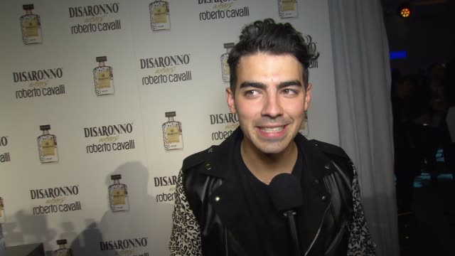 INTERVIEW Nick Jonas discusses how much he appreciates the collaboration between Disaronno and Cavalli He discusses how fashion and spirits go hand...