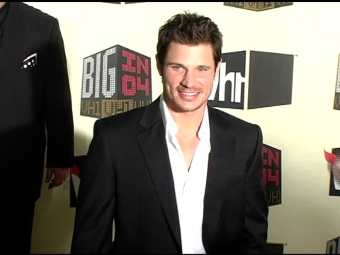 nick lachey at the vh-1 big in 04 at the shrine auditorium in los angeles, california on december 1, 2004. - nick lachey stock videos & royalty-free footage