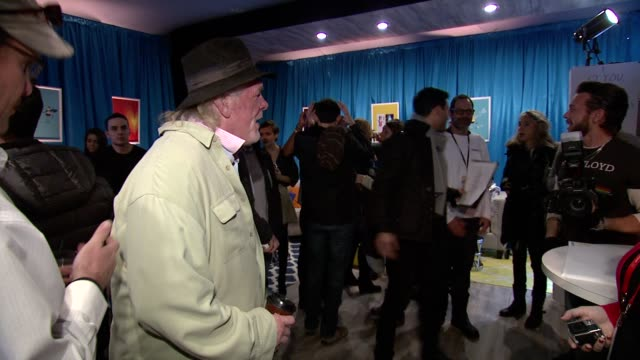Nick Nolte at McDonald's McCafe Presents The Village At The Lift 2015 Day 3 on January 25 2015 in Park City Utah