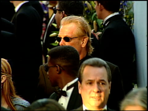nick nolte at the 1999 academy awards at the shrine auditorium in los angeles, california on march 21, 1999. - nick nolte stock-videos und b-roll-filmmaterial