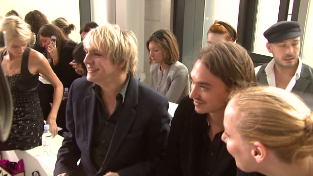 temperley london at london - nick rhodes stock videos & royalty-free footage