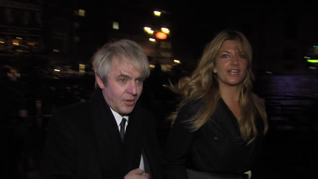 nick rhodes at the vivienne westwood fashion show vivienne westwood nick rhodes at the royal courts of justice on february 20 2011 in london england - nick rhodes stock videos & royalty-free footage