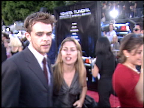 nick stahl at the 'terminator 3: rise of the machines' premiere on june 30, 2003. - terminator 3: rise of the machines stock videos & royalty-free footage
