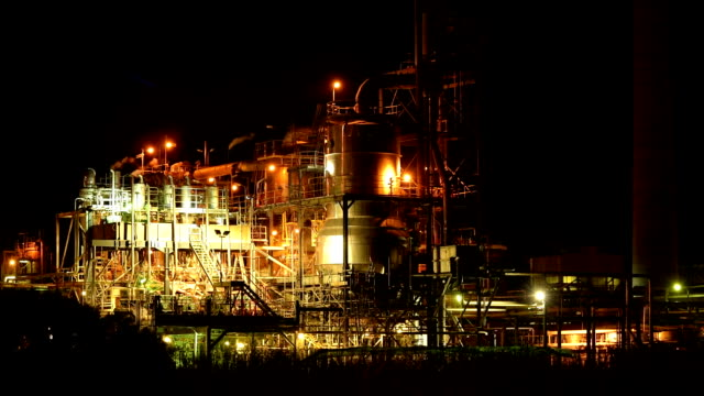 nickel refinery at night, western australia - five cent coin stock videos & royalty-free footage