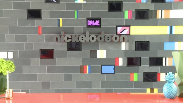 ATMOSPHERE Nickelodeon's StateOfTheArt Complex Grand Opening And Ribbon Cutting Ceremony on January 11 2017 in Burbank California