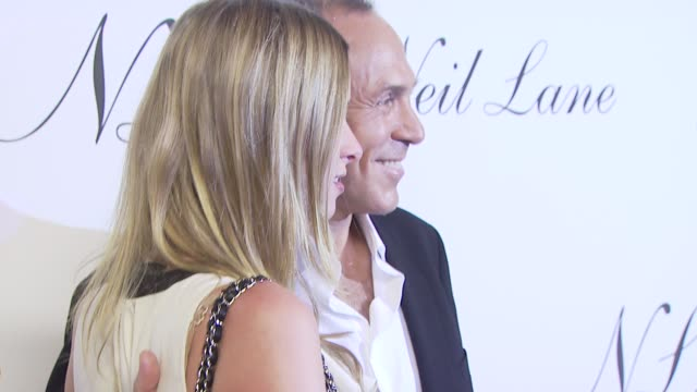 Nicky Hilton and Neil Lane at the Neil Lane Jewelry opens flagship store at Los Angeles CA