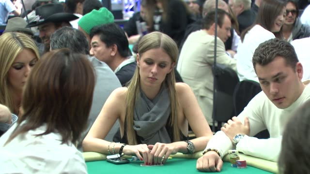 Nicky Hilton at the 7th Annual World Poker Tour Invitational at Los Angeles CA