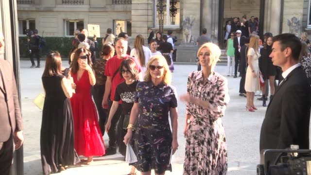 Nicky Hilton attends the Valentino Haute Couture Fall/Winter 2019 2020 show as part of Paris Fashion Week on July 03 2019 in Paris France
