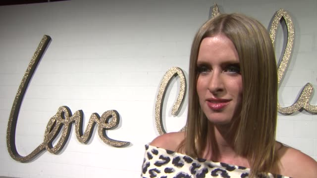 Nicky Hilton on what she's wearing on attending tonight's event on what she loves about Chloe on her favorite piece of Chloe clothing in her closet...