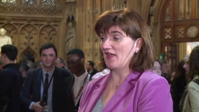 nicky morgan saying if parliament dismantles theresa may's brexit strategy it makes her position difficult - dismantling stock videos & royalty-free footage