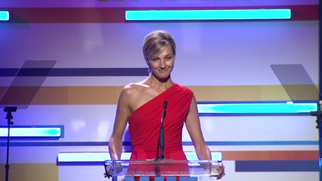 nicola maramotti at the 2012 women in film crystal lucy awards speech nicola maramotti at the 2012 women in film at the beverly hilton hotel on june... - the beverly hilton hotel stock videos & royalty-free footage
