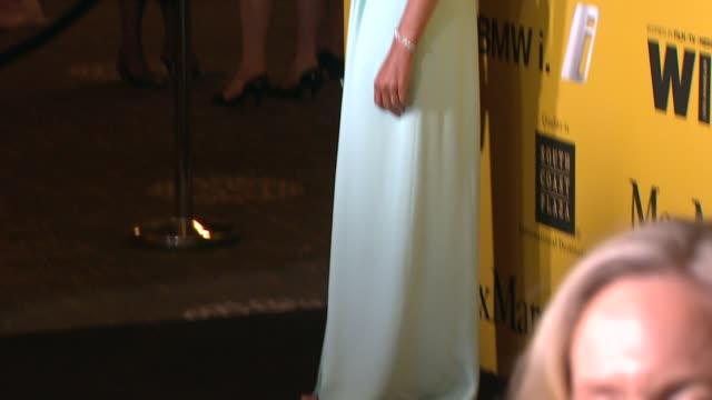 stockvideo's en b-roll-footage met nicola maramotti at the 2014 women in film crystal lucy awards presented by max mara bmw perrierjouet and south coast plaza at the hyatt regency... - century plaza