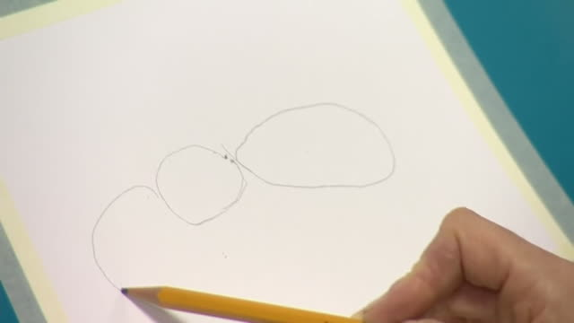 nicola sturgeon drawing a picture on the campaign trail - pencil stock videos & royalty-free footage