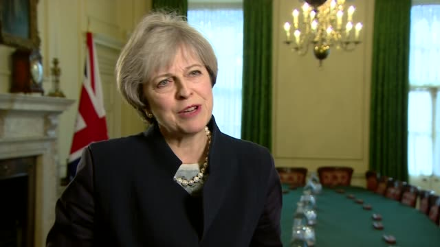 nicola sturgeon outlines plans to trigger second scottish independence referendum; london: theresa may mp interview sot - the tunnel vision that the... - politics and government stock videos & royalty-free footage
