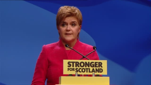 Nicola Sturgeon saying if Theresa May's concern is the timing of a second Scottish independence referendum then she is willing to have a discussion...