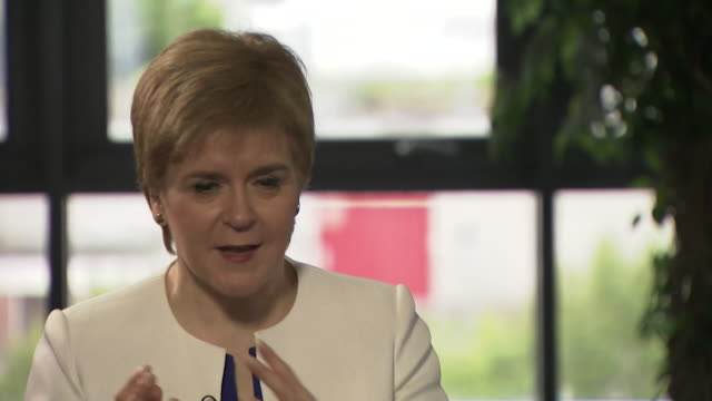 Nicola Sturgeon saying 'people are capable of weighing up the arguments' for Scottish independence