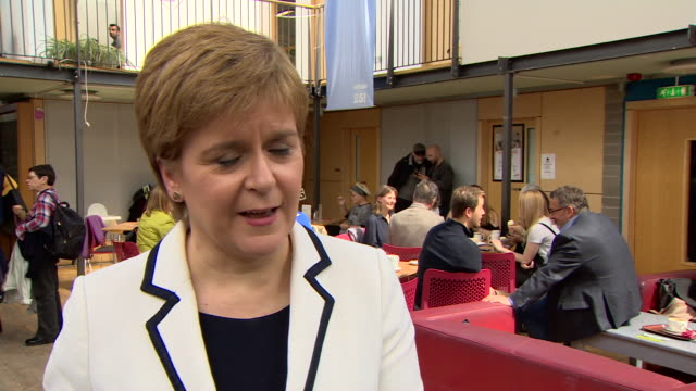 nicola sturgeon saying the snp will not support theresa may's new brexit withdrawal bill as it takes the uk and scotland out of the single market - bill legislation stock videos & royalty-free footage