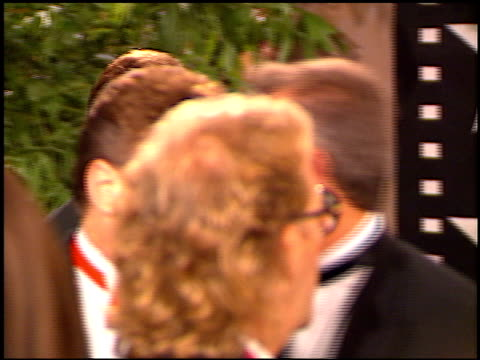 nicolas cage at the afi honors honoring clint eastwood entrances at the beverly hilton in beverly hills california on march 1 1996 - nicolas cage stock videos & royalty-free footage