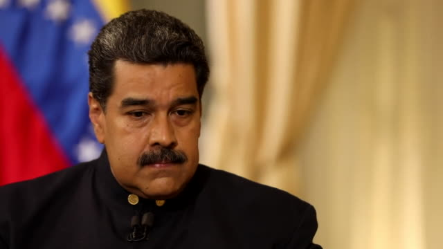 Nicolas Maduro saying no more than 800000 Venezuelans have left the country for economic reasons in the past two years