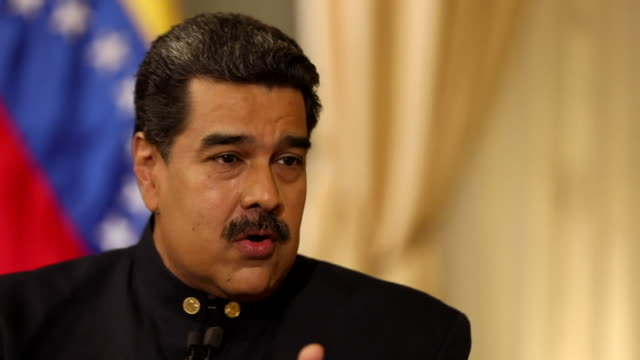 Nicolas Maduro saying the alleged 1000000% inflation rate in Venezuela is a lie and 'no country could survive that'