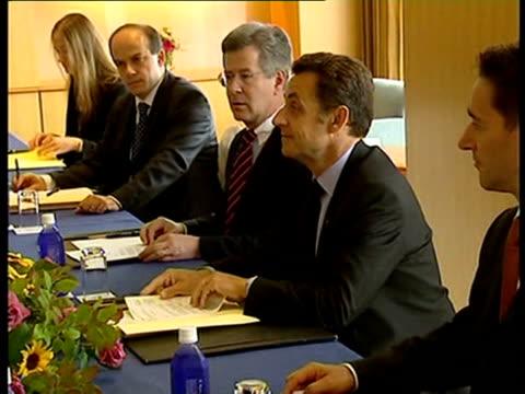 Nicolas Sarkozy se rendra a la ceremonie d'ouverture des Jeux Olympiques le 8 aout a Pekin Paris France