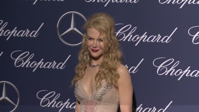 Nicole Kidman at 28th Annual Palm Springs International Film Festival Awards Gala in Los Angeles CA