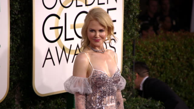 Nicole Kidman at 74th Annual Golden Globe Awards Arrivals at 74th Annual Golden Globe Awards Arrivals at The Beverly Hilton Hotel on January 08 2017...