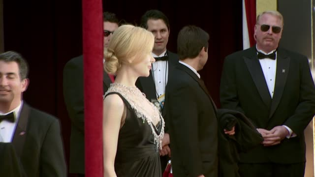 Nicole Kidman at the 2008 Academy Awards at the Kodak Theatre in Hollywood California on February 24 2008