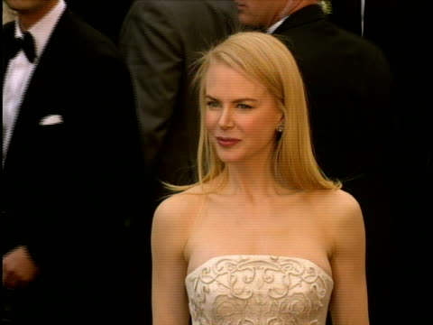 Nicole Kidman at the 78th Annual Academy Awards Arrivals at Hollywood California