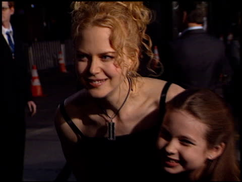 Nicole Kidman at the Premiere of 'The Ring' at the Bruin Theatre in Westwood California on October 9 2002