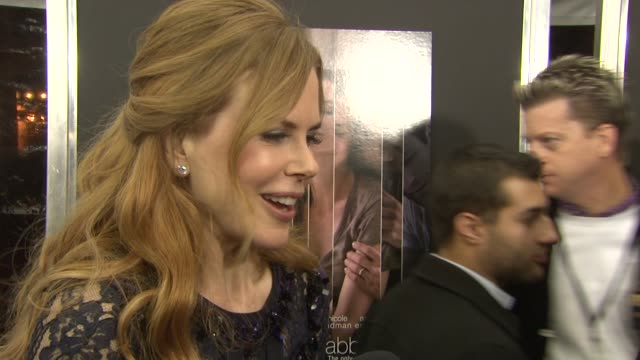 nicole kidman at the 'rabbit hole' new york premiere at new york ny. - nicole kidman stock videos & royalty-free footage