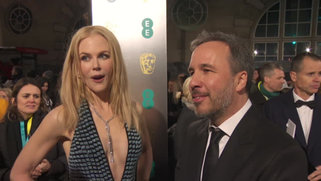 INTERVIEW Nicole Kidman Denis Villeneuve on watching each other's films Nicole Kidman on what attrached her to the role in 'Lion' it being a shame...